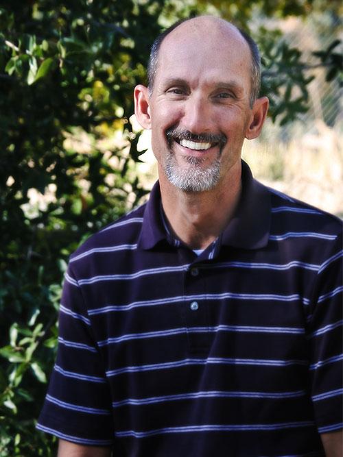 Dave Droste Executive Pastor